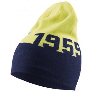 Blåkläder 2056 Beanie Marineblauw/High Vis Geel