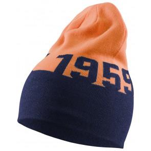 Blåkläder 2056 Beanie Marineblauw/Oranje