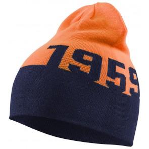 Blåkläder 2057 Beanie Kinderen Marineblauw/Oranje