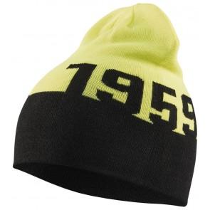 Blåkläder 2057 Beanie Kinderen Zwart/High Vis Geel