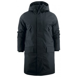 Harvest Brinkley Winterparka Heren Zwart