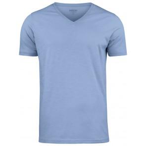 Harvest Whailford T-Shirt Heren Zomerblauw