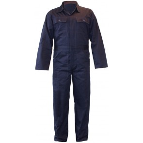 Overalls 100% katoen marineblauw