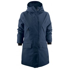 Harvest Brinkley Winterparka Dames Marineblauw