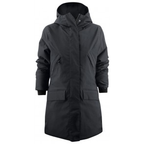 Harvest Brinkley Winterparka Dames Zwart