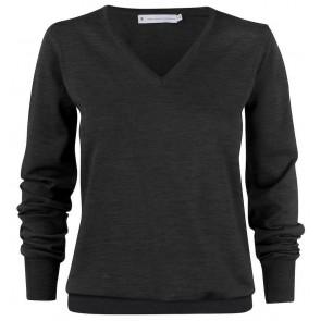Harvest Westmore Merindo Pullover Sweater Dames Zwart