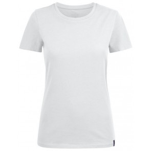 Harvest American U T-Shirt Dames Wit