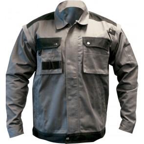 M-Wear werkjas 2263 grijs/zwart