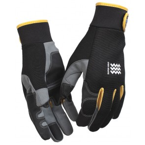 Blåkläder 2244 Handschoen Ambacht Zwart/Grijs