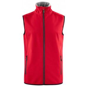 Printer Trial Jacket Heren Rood