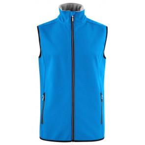 Printer Trial Jacket Heren Oceaanblauw