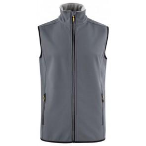 Printer Trial Jacket Heren Staalgrijs