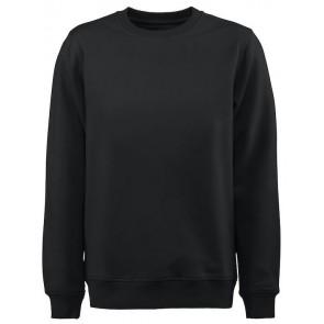 Printer Softball Rsx Sweatshirt Unisex Zwart