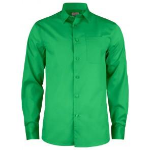 Printer Point Overhemd Heren Frisgroen