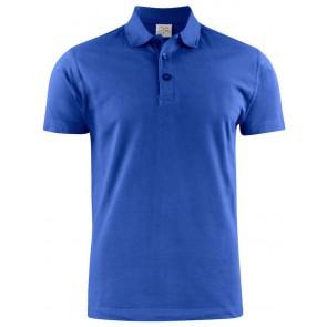 Printer Surf Rsx Piké Poloshirt Heren Blauw