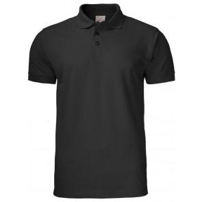 Printer Surf Pro Rsx Poloshirt Heren Zwart
