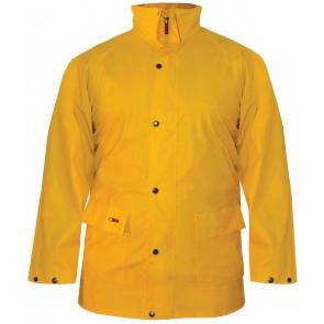 M-Wear regenjas 5200 Walaka geel