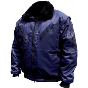 M-Wear pilotjack 8380 marineblauw