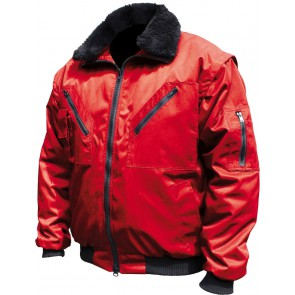 M-Wear pilotjack 8388 rood