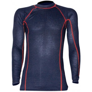 Protex FR-AST thermo T-shirt marineblauw