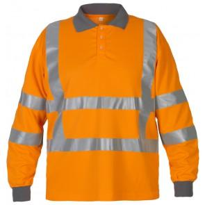 Hydrowear Ter Apel Polo Shirt Oranje