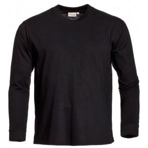 Santino T-shirt James Long Sleeve zwart