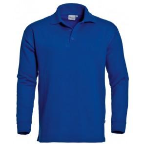 Santino Rick polosweater korenblauw