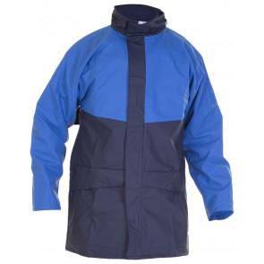 Hydrowear Sneek Parka Marineblauw/Kobalt