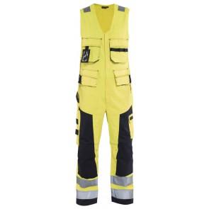 Blåkläder 2678-1514 Multinorm Amerikaanse overall Geel/Marineblauw