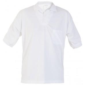 Hydrowear Tilburg Polo Shirt Wit