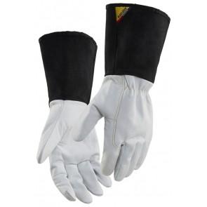 Blåkläder 2839-1460 Lashandschoen Wit/Donkergrijs