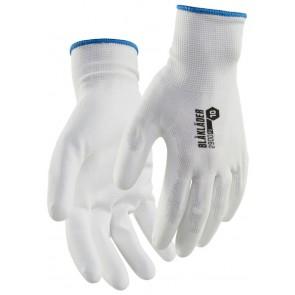 Blåkläder 2900-1453 PU-gedipte handschoen Wit