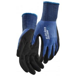 Blåkläder 2932-1455 Nitril-gedipte handschoen Korenblauw