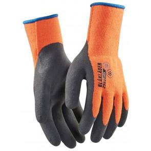 Blåkläder 2960-1450 Handschoen Gevoerd Ambacht - latex High Vis Oranje