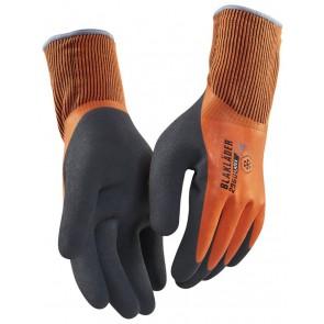 Blåkläder 2962-1451 Handschoen Ambacht Gevoerd - latex High Vis Oranje