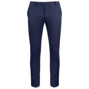 J.Harvest & Frost Classic Trouser Man Marineblauw