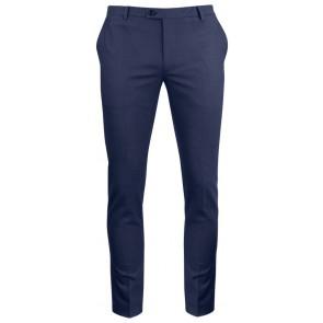 J.Harvest & Frost Classic Trouser Man Marineblauwblauw Mêlee