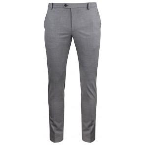 J.Harvest & Frost Classic Trouser Man Grijs Mélée