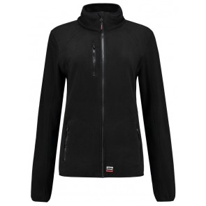 Tricorp 301011 Sweatvest Fleece Luxe Dames Zwart