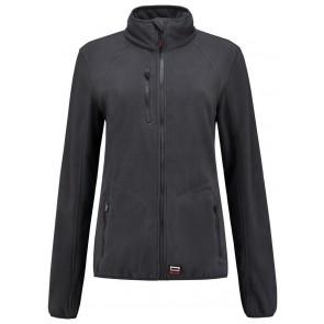 Tricorp 301011 Sweatvest Fleece Luxe Dames Donkergrijs