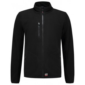 Tricorp 301012 Sweatvest Fleece Luxe Zwart