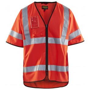 Blåkläder 3023-1022 Signalisatievest klasse 3 Rood Highviz
