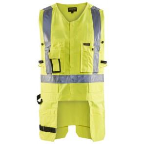 Blåkläder 3027-1804 Werkvest High Vis Geel