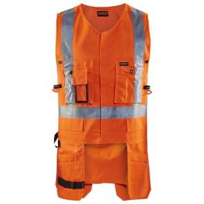 Blåkläder 3027-1804 Werkvest High Vis Oranje