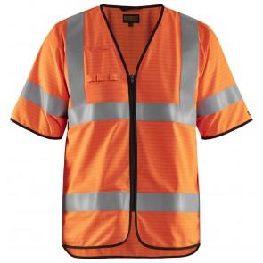 Blåkläder 3034-1729 Multinorm veiligheidsvest High Vis Oranje