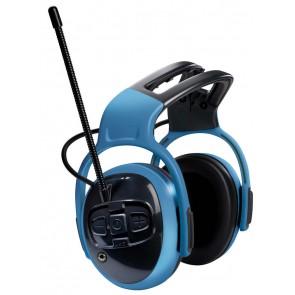 MSA gehoorkap left/RIGHT FM Pro met druknopuitvoering met hoofdbeugel (10108381)