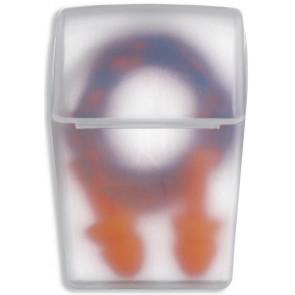 Uvex oordop whisper met koordje in hygiënebox à 50 paar (2111-202)