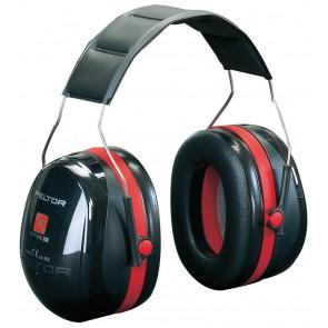 3M Peltor gehoorkap Optime III met hoofdbeugel SNR 35 dB(A) (H540A-411-SV)