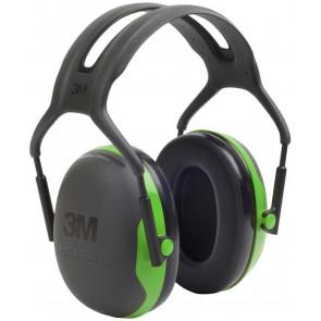 3M Peltor gehoorkap X1A met hoofdbeugel SNR 27 dB(A) (PEX1A)