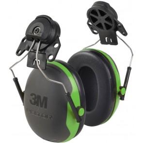 3M Peltor gehoorkap X1P3 met helmbevestiging SNR 26 dB(A) (PEX1P3E)